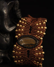 By Masala- Bracelet couleur en macramé-Hyppie chic (8)