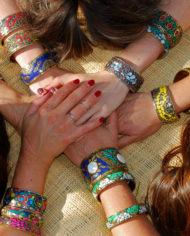 By Masala bracelets Bohemian Melody
