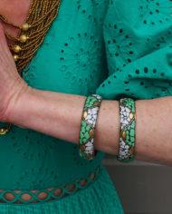 Bracelet artisanal couleur By Masala
