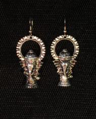 Boucles d'oreilles artisanales Inde By Masala (10)