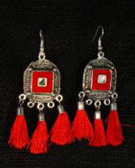 Boucles d'oreilles artisanales Inde By Masala (4)