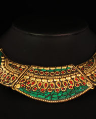 Collier tribal indien fait main By Masala (2)